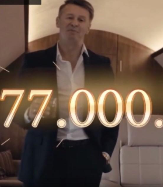 официальный сайт сергей исаев реклама казино